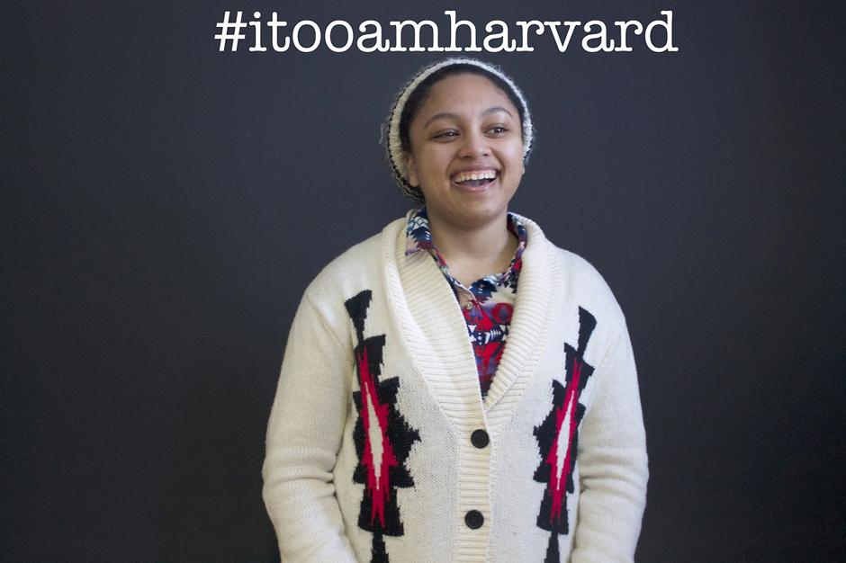 I, Too, Am Harvard