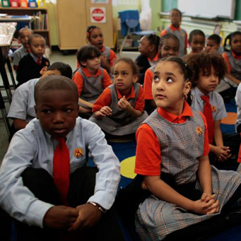 New York has most country's segregated schools