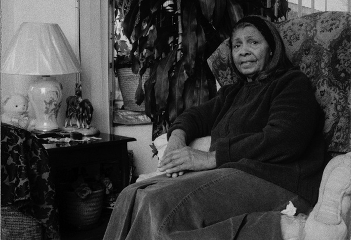 Ethel Weatherspoon at her home in North Lawndale