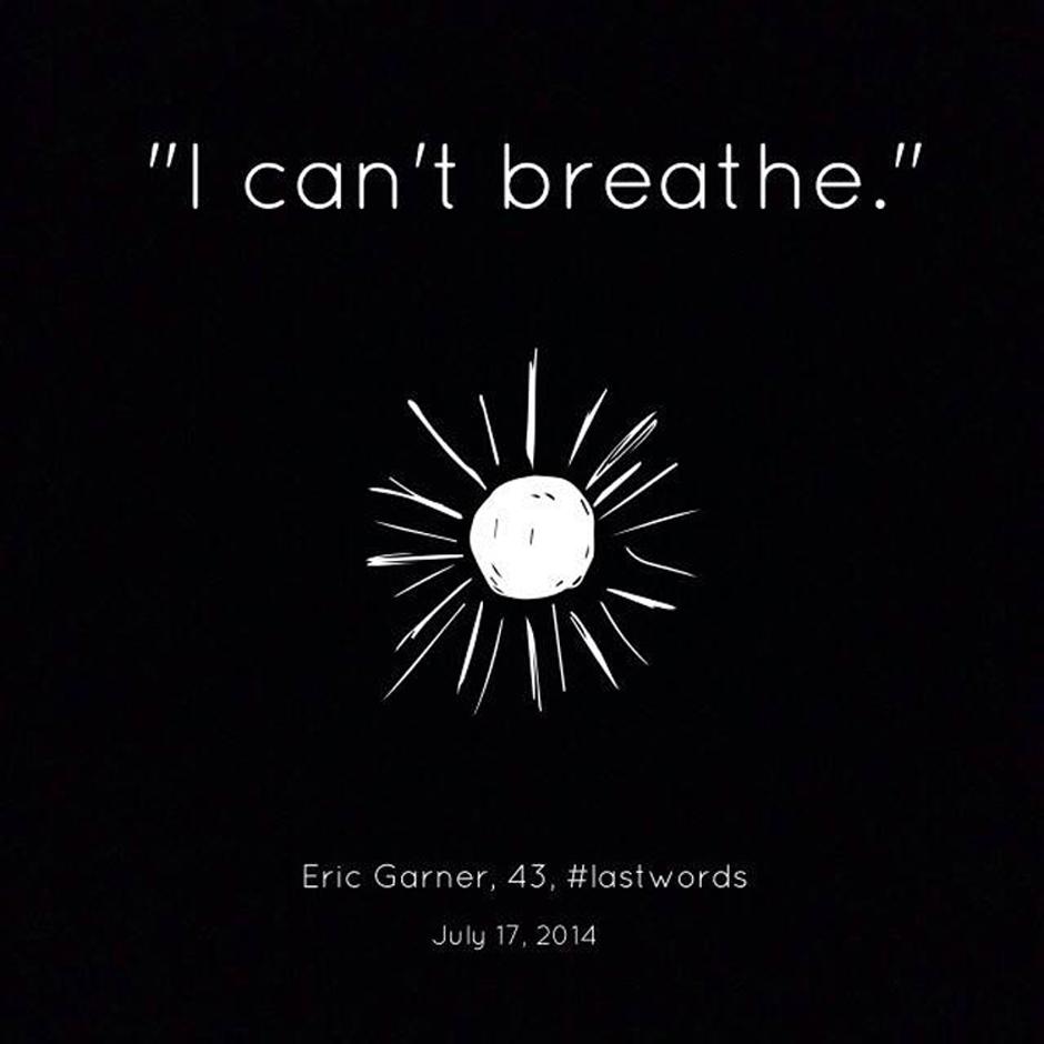 Eric Garner– #LastWords