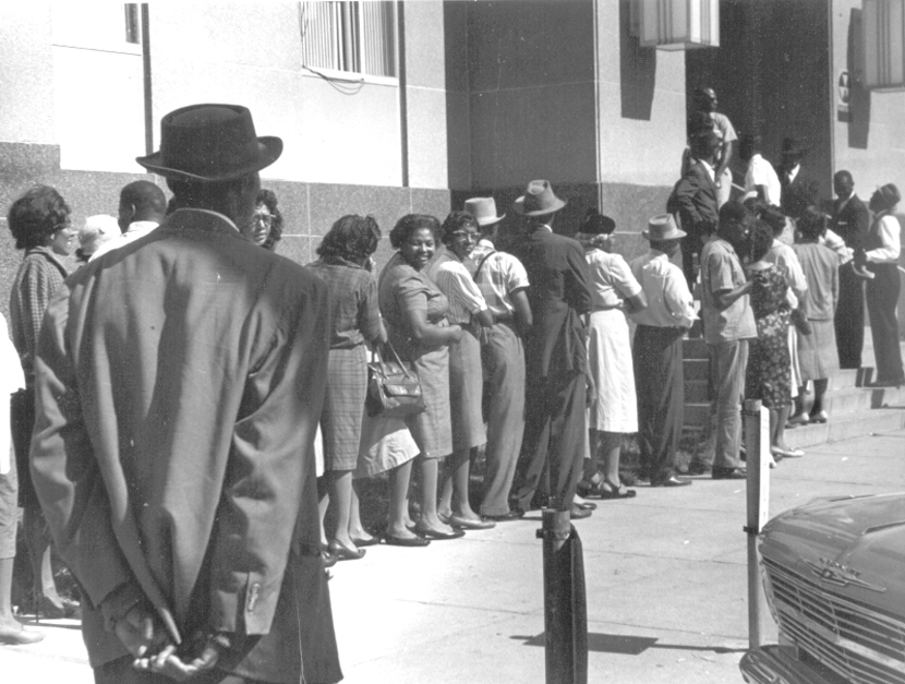 """""""Freedom Day"""" in Selma, October 1963"""