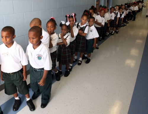 """Reform"" Makes Broken New Orleans Schools Worse: Race, Charters, Testing and The Real Story of Education After Katrina"
