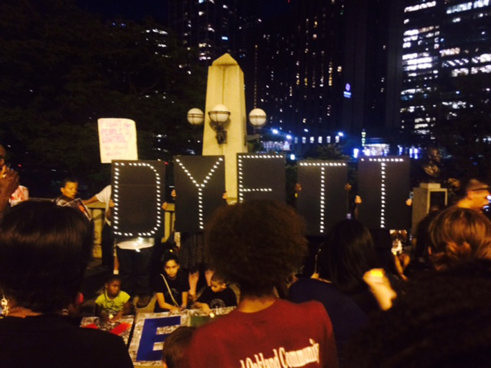 #WeAreDyett #FightForDyett Supporters
