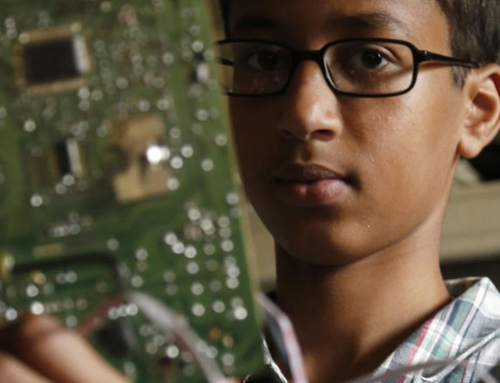 Schools as Fearmongering Factories: The Case of Ahmed Mohamed