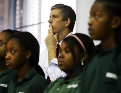 The Ugly Charter School Scandal Arne Duncan Is Leaving Behind