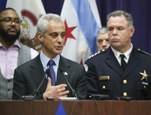 Rahm Emanuel Urged Calm with No Offer To Fix Chicago's Underlying Problems