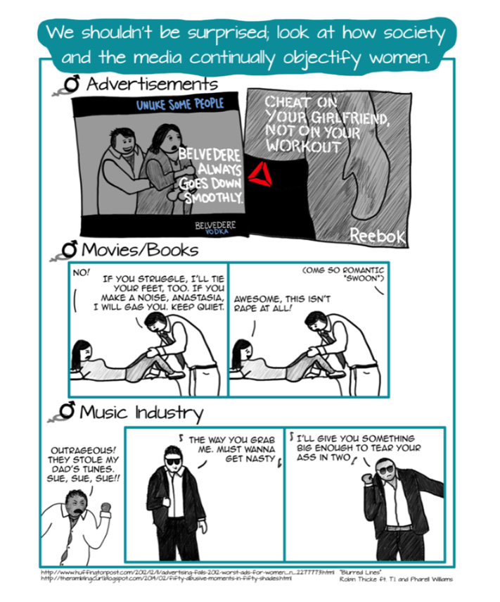 Advertisements. Sexual Assault