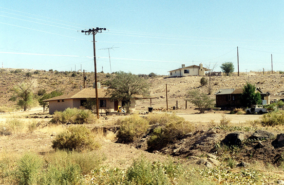 Peach Springs, Arizona 36 percent poverty